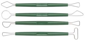 Modellier-Werkzeug-Set 4-fach Glorex Hobby Time 665477500000 Bild Nr. 1