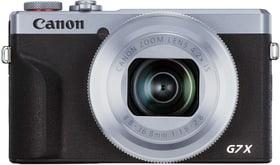 PowerShot G7 X Mark III Silver Kompaktkamera Canon 785300145928 Bild Nr. 1