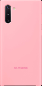 Silicone Cover pink Coque Samsung 785300146425 Photo no. 1