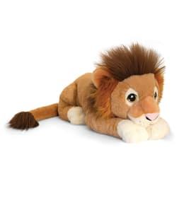 Keeleco Lion 45 cm Peluche écologique 746786800000 Photo no. 1