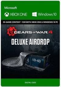 Xbox One - Gears of War 4: Deluxe Airdrop Download (ESD) 785300137329 N. figura 1