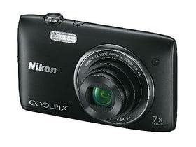 Coolpix S3500 noir Appareil photo numérique Nikon 79338460000013 Photo n°. 1