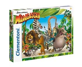 Clemantoni Puzzle Madagaskar 104 Teilig Clementoni 746999300000 Bild Nr. 1