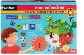 Mon Calendrier  (F) Giochi educativi 746983190100 N. figura 1