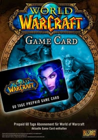 PC - World of Warcraft PrePaid Game Card 60 Tage Box 785300116459 Photo no. 1