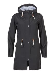 Lotti Damen-Regenjacke Rukka 498427703420 Grösse 34 Farbe schwarz Bild-Nr. 1