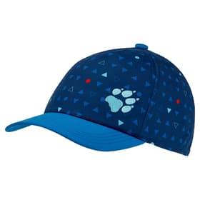 SPLASH CAP KIDS Cap Jack Wolfskin 466837253040 Grösse 53 Farbe blau Bild-Nr. 1
