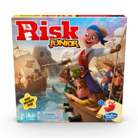 Risiko Junior (FR) Jeux de société Hasbro Gaming 748997290100 Photo no. 1