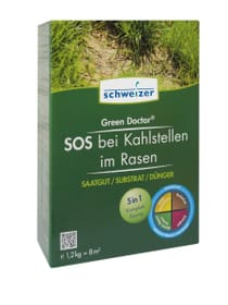 Green - Doctor SOS gazon 1,2 kg