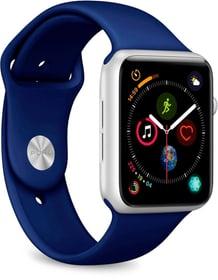 Icon Silicone Band - Apple Watch 42-44mm - dark blue Cinturini Puro 785300153943 N. figura 1