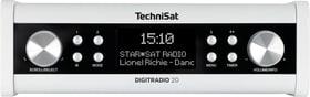 DigitRadio 20 - weiss DAB+ Radio Technisat 785300139509 Bild Nr. 1