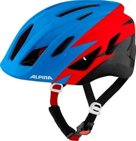 Pico Velohelm Alpina 465213850730 Grösse 50-55 Farbe rot Bild-Nr. 1