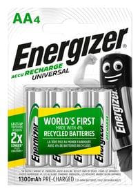 Akku AA 1300mAh 4Stk. Akku Batterie Energizer 704751700000 Photo no. 1