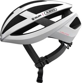 Viantor Quin Casque de vélo Abus 465220554010 Taille 54-58 Couleur blanc Photo no. 1