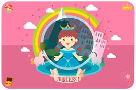 Princess Set de table 753343400000 Photo no. 1