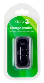 Charging cradle nero per 631/632 blister