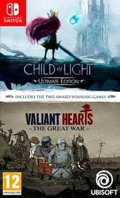 NSW - Child of Light Ultimate Edition + Valiant Hearts: The Great War Box 785300142515 Photo no. 1
