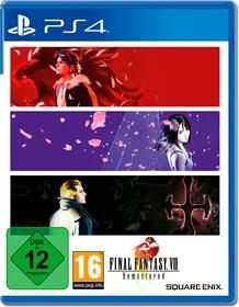 PS4 - Final Fantasy VIII Remastered D Box 785300156160 N. figura 1