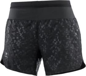 XA Short Damen-Shorts Salomon 470456700520 Grösse L Farbe schwarz Bild-Nr. 1