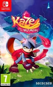 NSW - Kaze and the Wild Masks D Box 785300158831 N. figura 1