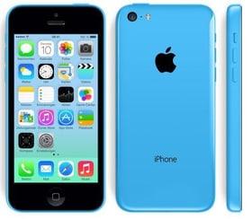 iPhone 5c 8GB Blue 95110040672815 Bild Nr. 1