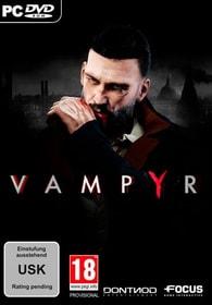 PC - Vampyr Box 785300129101 N. figura 1