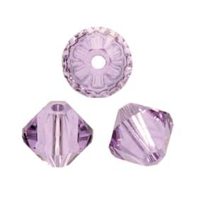 Schliffspitzperle Swarovski 6mm violet 12St 608140900000 Bild Nr. 1