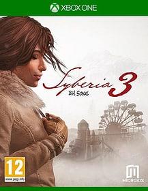Xbox One - Syberia 3