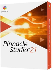PC - Pinnacle Studio 21 - Vollversion