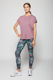T-Shirt Fitnessshirt Perform 468048003888 Grösse 38 Farbe bordeaux Bild-Nr. 1