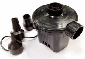 Wiederaufladbare elektrische Pumpe