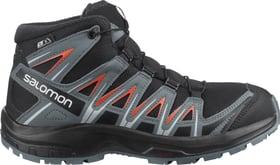 XA Pro 3D Mid CS WP Chaussures de randonnée pour enfant Salomon 465537533020 Taille 33 Couleur noir Photo no. 1
