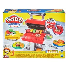 Le Roi du grill Pâtes à modeler Play-Doh 746173800000 Photo no. 1