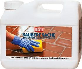 Detergente cemento