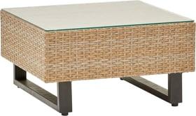 SAVANNAH 60 x 60 cm Lounge Tavolino / poggiapiedi 753195800000 N. figura 1