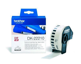 Ptouch Support pap.cont. 29mmx30.48m Étiquettes Brother 785300124010 Photo no. 1