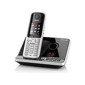 SX810A ISDN DECT-Telefon mit Anrufbeantworter