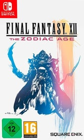 NSW - Final Fantasy XII: The Zodiac Age D Box 785300142624 Photo no. 1