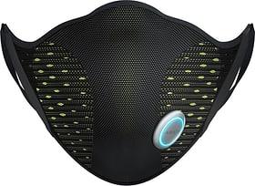 Active+ Smart Mask - Black/Yellow Mascherine igieniche AirPop 785300159292 N. figura 1