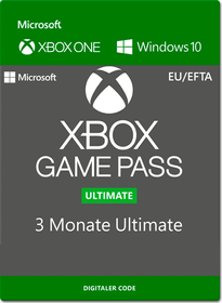 Xbox One - Game Pass Ultimate 3 mese Download (ESD) 785300145742 N. figura 1