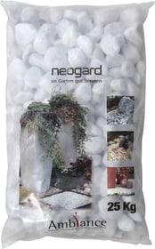 Ghiaia Bianco Carrara 25 kg 647507800000 N. figura 1