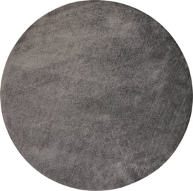 COSY FEEL Tapis 412013216184 Couleur anthracite Dimensions D: 160.0 cm Photo no. 1
