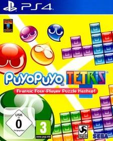 PS4 - Puyo Puyo Tetris Box 785300122056 Photo no. 1
