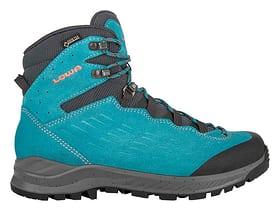 Explorer GTX Mid Chaussures de randonnée pour femme Lowa 473335243540 Taille 43.5 Couleur bleu Photo no. 1