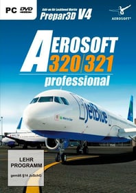PC - Airbus A320/A321 professional V4.3 D Box 785300140282 Bild Nr. 1