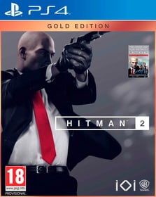 PS4 - Hitman 2 - Gold Edition (D/F) Box 785300137095 Bild Nr. 1