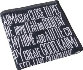 NAIA Essuie-mains 450878020480 Couleur Gris Dimensions L: 50.0 cm x H: 100.0 cm Photo no. 1