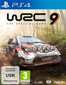 PS4 - World Rally Championship (WRC) 9 Box 785300153481 Bild Nr. 1