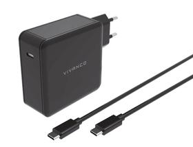 USB- C Chargeur 30W Chargeur Vivanco 785300142766 Photo no. 1