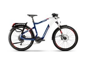 """XDURO Adventr. 5.0 Flyon 27.5"""" vélo électrique de trekking Haibike 463356205210 Tailles du cadre 52 Couleur blanc Photo no. 1"""